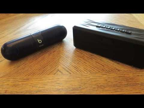 Sharkk BoomBox And Beats Pill 2.0 Comparison