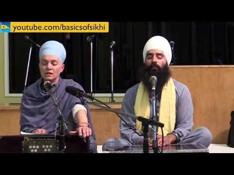 "The ""Lens to see Sikhi"" (AGB) - English and Punjabi Katha #1 of 3 @ Yuba City"
