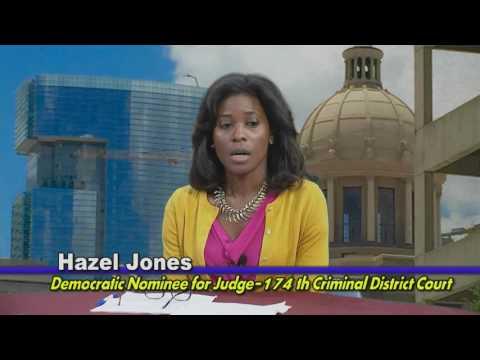 Criminal Judges Explain their Job 10/05/16