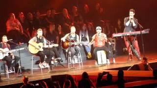 Backstreet Boys - 10,000 Promises (+ I Want It That Way & Drowning) | Sydney 9th May 2015 | IAWLT