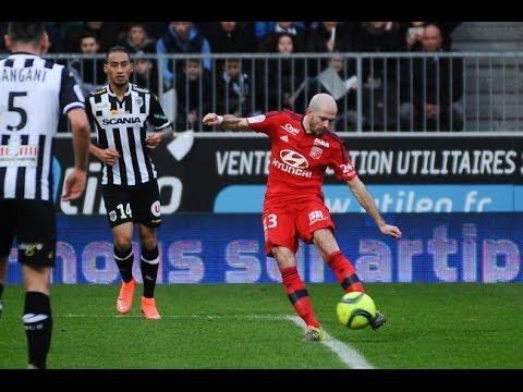 OL- Magnifique but de Christophe Jallet contre Angers
