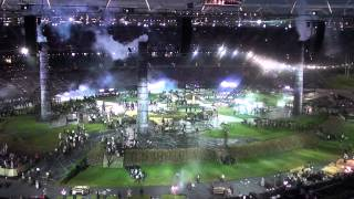 London 2012 Olympics Opening Ceremony - Industrial Revolution