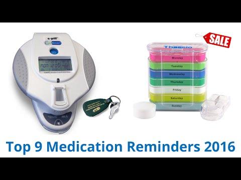 9 Best Medication Reminders 2016