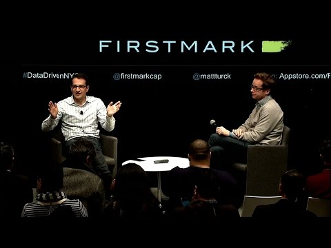 Investing in Data and A.I.  // Dan Scholnick, Trinity Ventures (Hosted by FirstMark Capital)