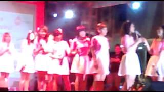cherrybelle konser di Manado mei 2013
