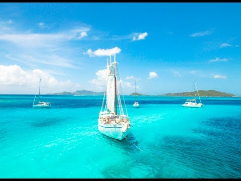 Sailing | St. Vincent and the Grenadines