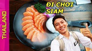 Ăn Sushi Bốc Khói   du lịch Thái Lan