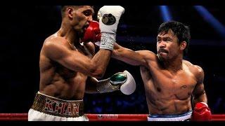 Manny Pacquiao vs. Amir Khan Promo ᴴᴰ