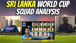 Sri Lanka World Cup Squad | Detailed Analysis | Caught Behind