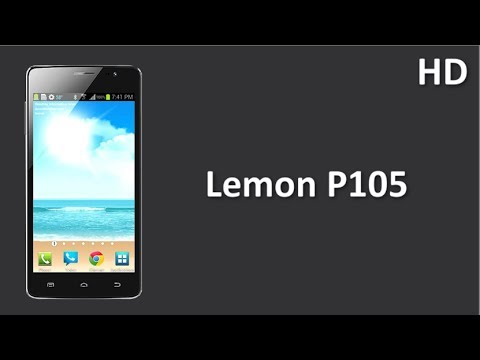 Lemon P105 comes with 1.2 Ghz Dual Core Processor and 4GB Internal memory Price Specification Review