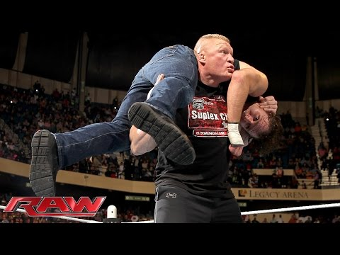 Roman Reigns & Dean Ambrose vs. The New Day: Raw, February 1, 2016