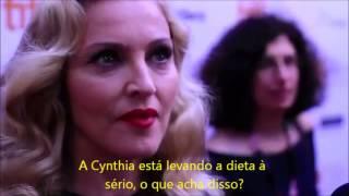 Madonna Interview - Dieta das 4 Semanas