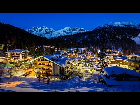 Madonna Di Campiglio Ski Resort, Trentino, Italy