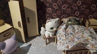 Lps розпакування ''диво-іграшки'' спальня. 2 частина