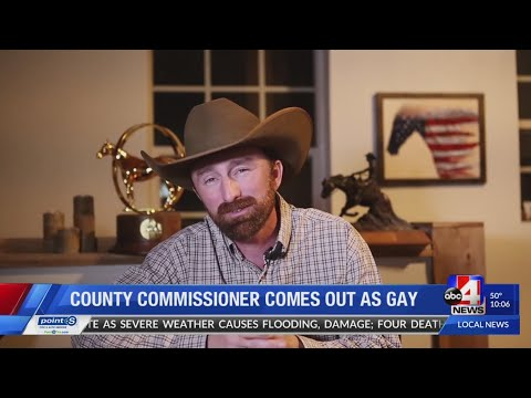Utah County Commissioner Comes Out As Gay