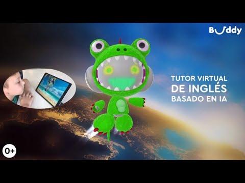 Gran revisión de la aplicación Buddy - Inglés para niños l TOP AppStore
