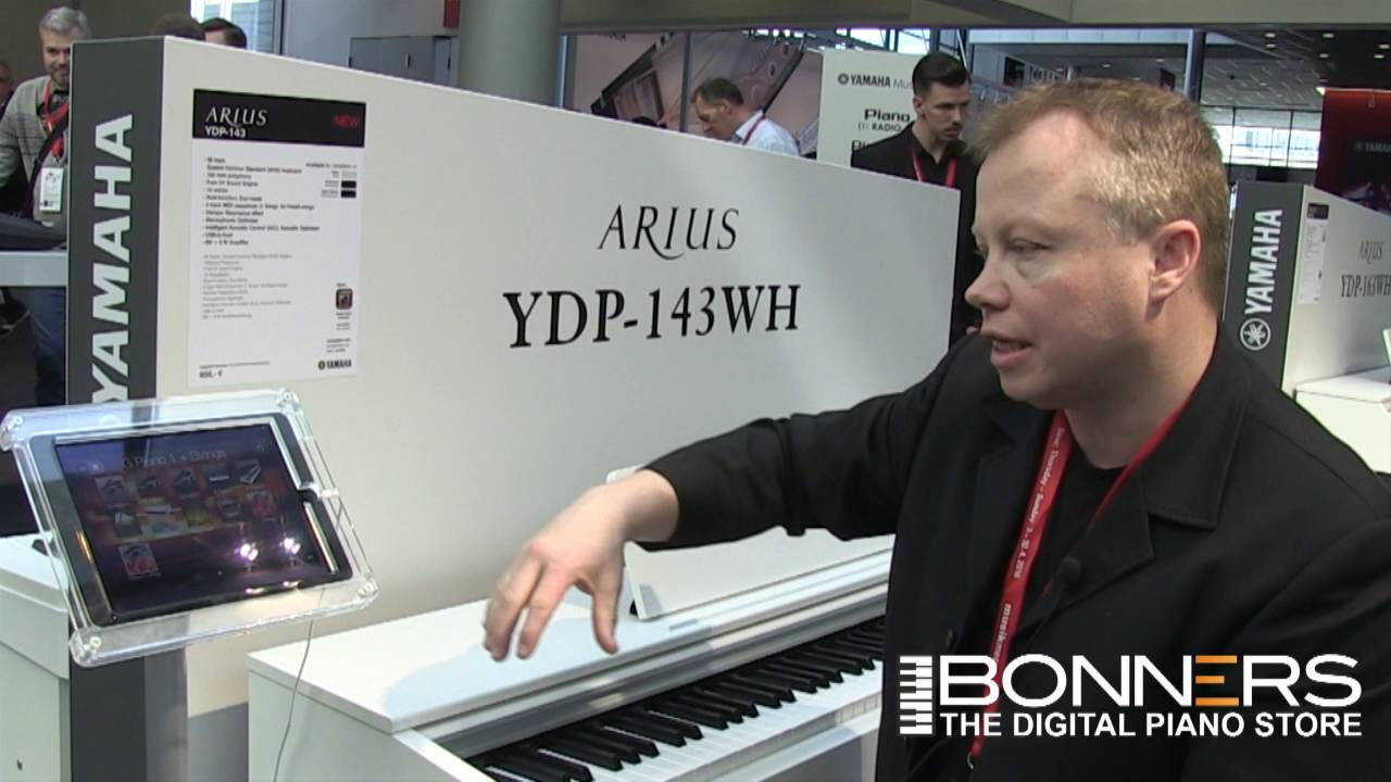 Yamaha Ydp143 Digital Piano Buyers Guide Overview Demo From Uk