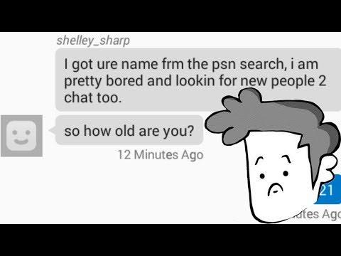 [2019] STRANGE PSN MESSAGES EXPLAINED