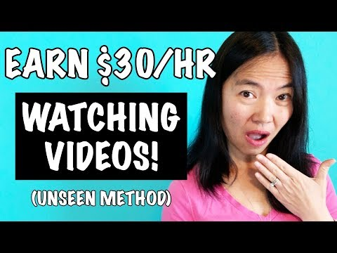 how-to-make-$30-per-hour-by-watching-videos-online-(unseen-method-2019)