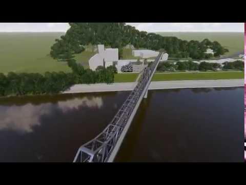Planetapeia vai construir espaço junto à Ponte de Ferro para abrigar brinquedos