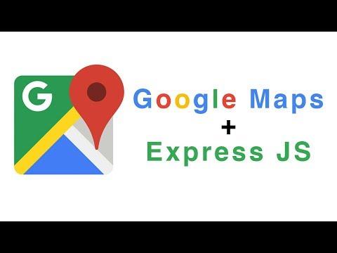 Google Maps API - YelpCamp Tutorial