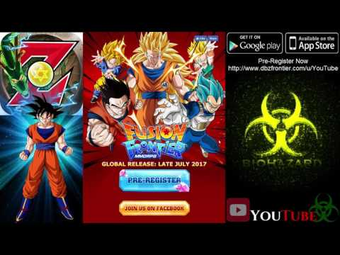 DBZ Fusion Frontier MMORPG (Android/iOS) Pre Register