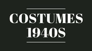 Periodsintime.com | 1940s Adult Costume Ideas