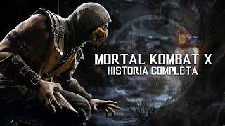 Mortal Kombat X - Modo Historia Completo [Español Latino]