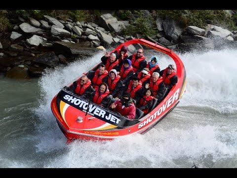 Shotover River Jet