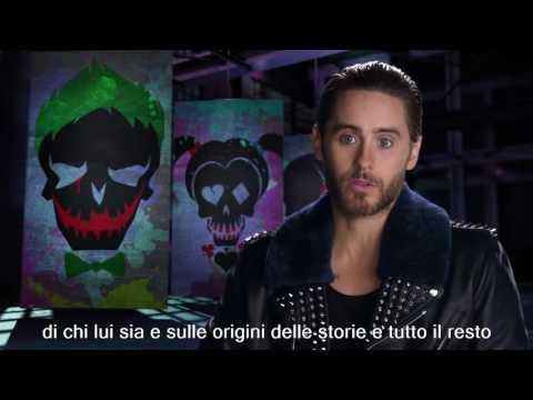 """Jared Leto """"The Joker"""" intervista Suicide Squad """"Dietro Alle Quinte"""" - Sub ITA HD"""