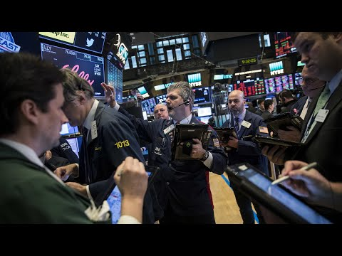 Watch the NYSE board live
