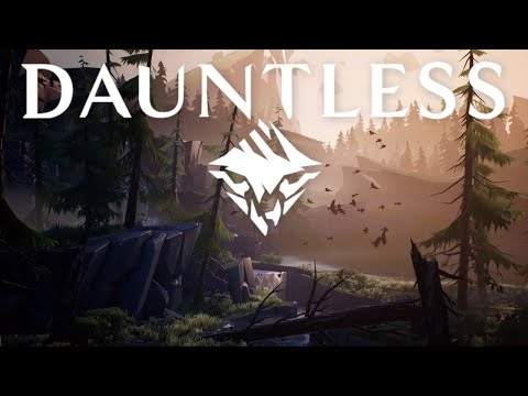 Dauntless [PS4] | Free to Play Game! | I'M STILL PLAYING! WHILE SERVERS ARE  DOWN!!!
