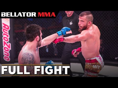 Full Fights | Juan Archuleta vs. Jermey Spoon - Bellator 210