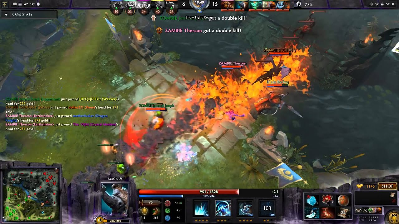 dota 2 team combos 2 magnus team fight strategy public clutch