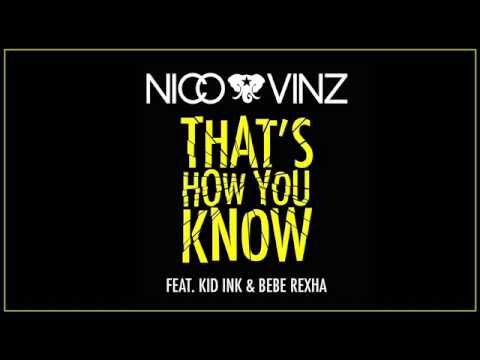 Nico & Vinz - That's How You Know (Messed Up Version) [CLEAN] (Lyrics in Description)