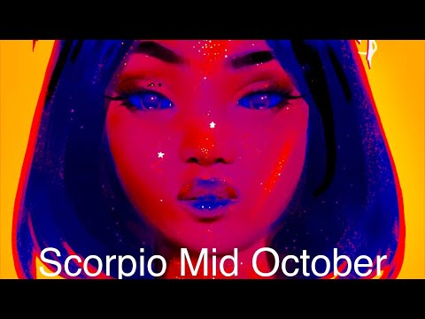 ~Scorpio~ 💗 YOU ARE THEIR EVERYTHING 💗 Mid October Tarot