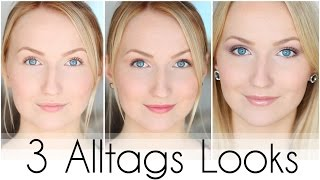 3 EASY ALLTAGS Makeup Looks für JEDES ALTER - TheBeauty2go