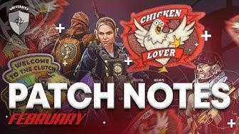 University of NiP: February Patch Notes by Otoris | Ninjas in Pyjamas