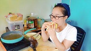 Burger Madu Tiga