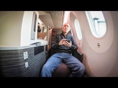 Ok, the Japan Airlines 787-8 Sky Suite is NICE! PEK-HND