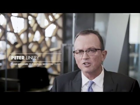 Old Mutual Investment Group Fund Managers - Peter Linley