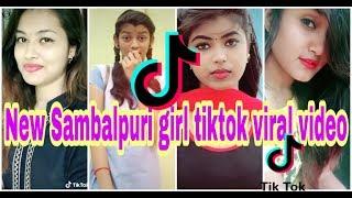 Sambalpuri odia girls tiktok viral video। song 2019 ।