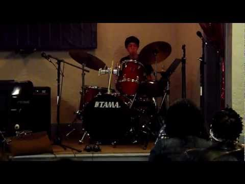 CASEY'S DRUM RECITAL