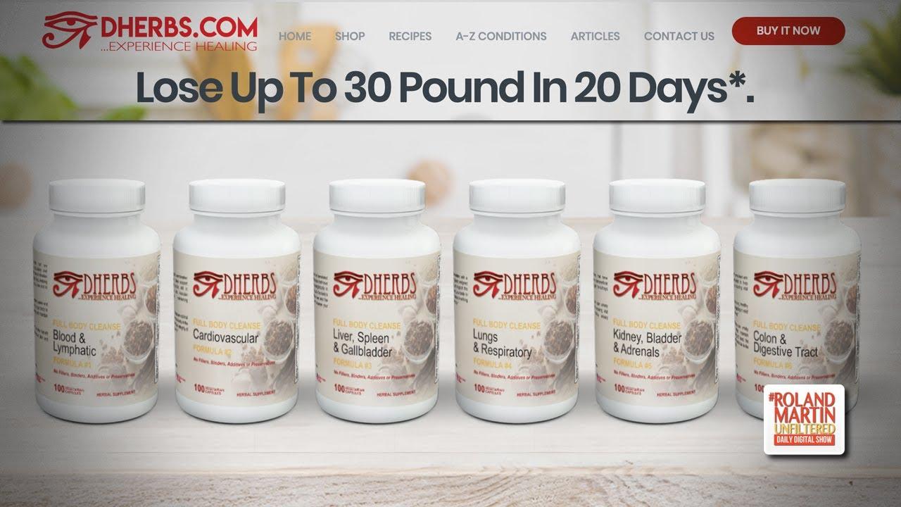 dherbs pierdere în greutate cleanse