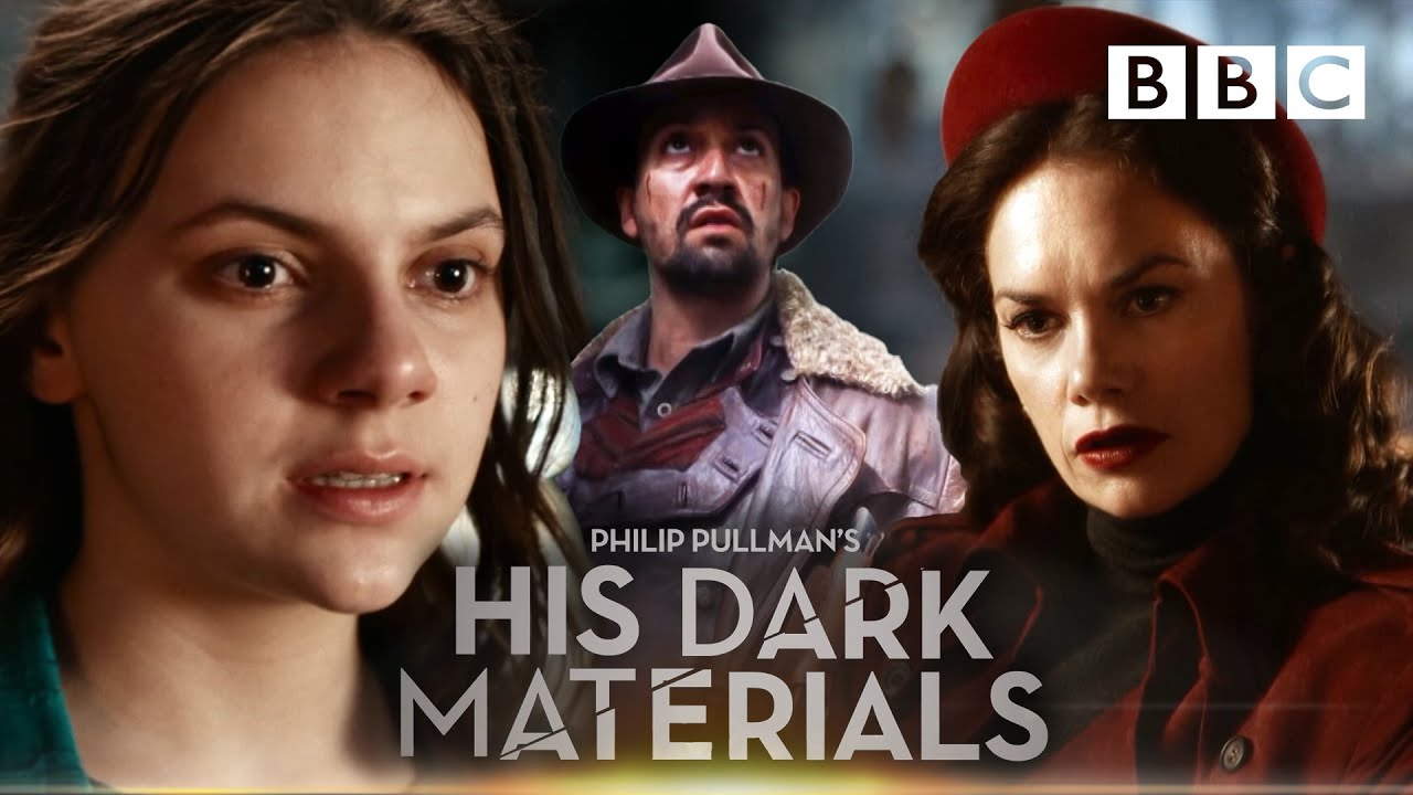 Trailer His Dark Materials Series 2 - BBC - YouTube