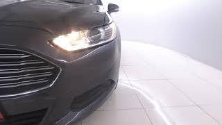 Ford Fusion North America II 2014