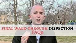 Final Walk Through Inspection Real Estate Closing | Tips for Final Walk Through to Avoid Problems
