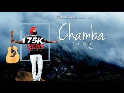 Chamba || Himachali Folk Song || Jasneet Singh || Cover Song || Latest Song 2018 || Musical Dreams