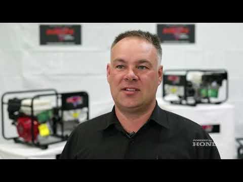 Dunlite Australia - Dunlite Powered By Honda