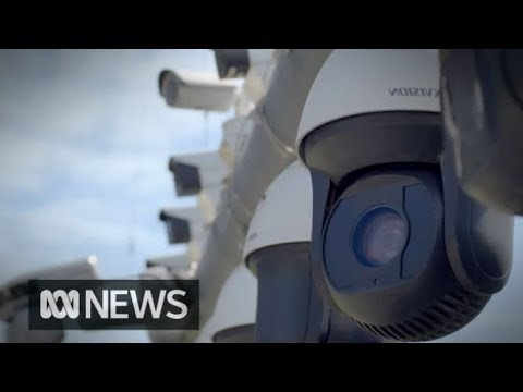 Chinese video surveillance network used by the Australian Government